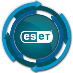 ESET antivirus update