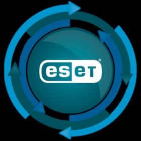 Aktualizace antivirového programu ESET